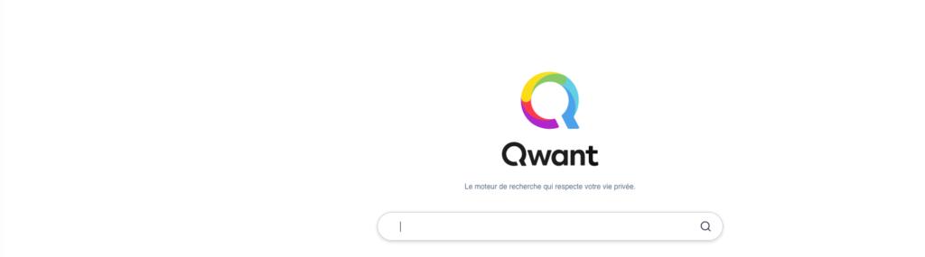 Qwant, nouveau moteur de recherche, Etat français