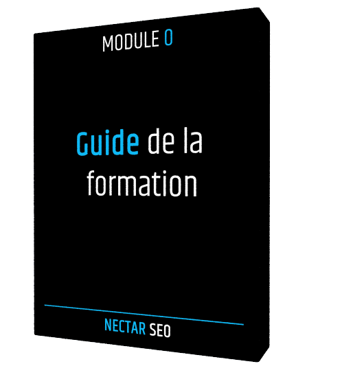 Module 0 : Nectar SEO (formation en ligne SEO)