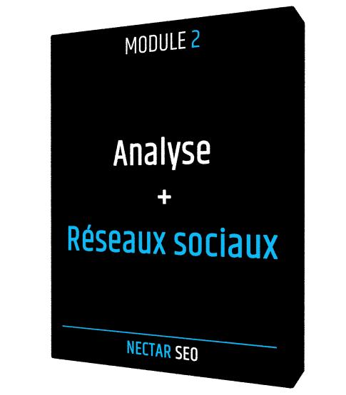 Module 2 : Nectar SEO (formation en ligne SEO)