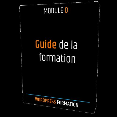 formation WordPress en ligne (avec financement) guide